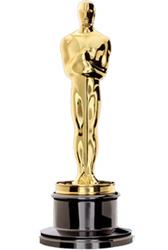 Oscar in white