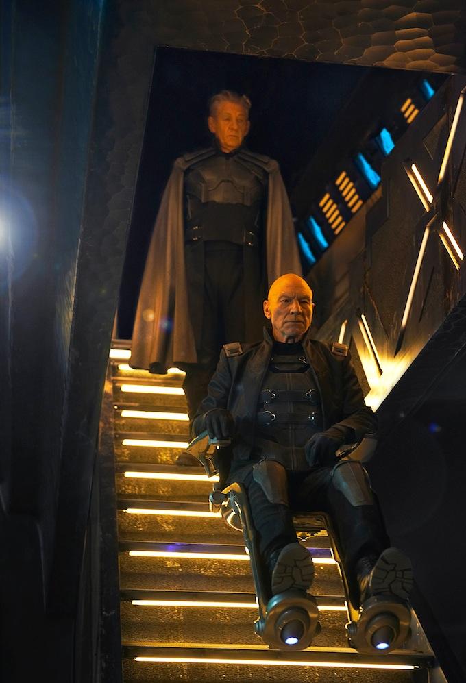 X-Men: Days Of Future Past, skip