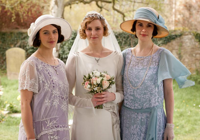 Downton Costumes 9