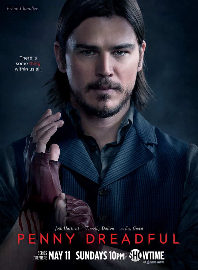 Penny Dreadful Poster 1