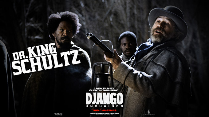 Django Wallpaper, Schultz