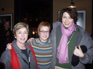 Jeannie, Dana and Me in The Good Old Days: Sundance 2002 (Berney, Harris & Levine)