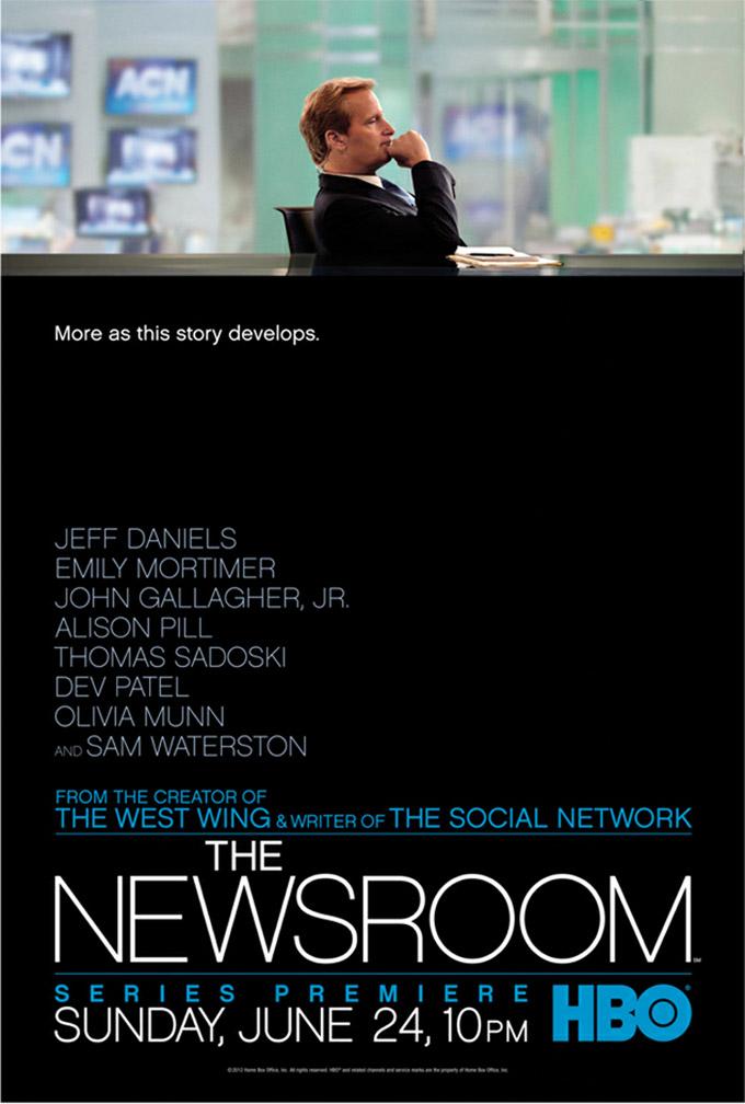 Newsroom Poster