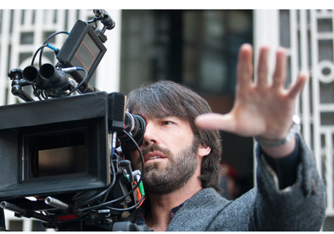 Ben Affleck directs on set of Argo-485