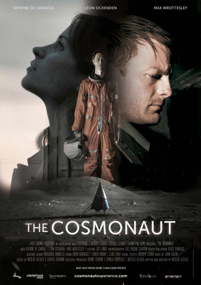 The Cosmonaut Poster