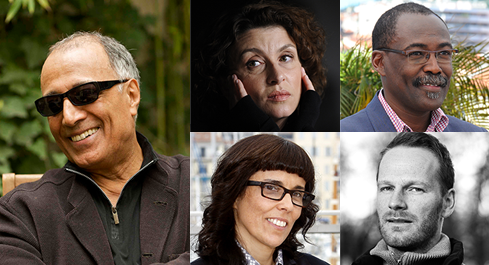 2014 Cinéfondation and Short Films Jury