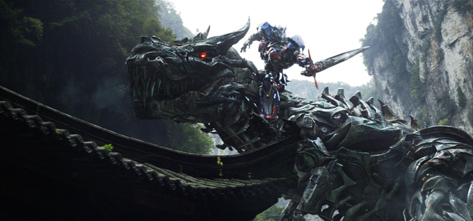 Transformers 4: Age of Extinction, skip