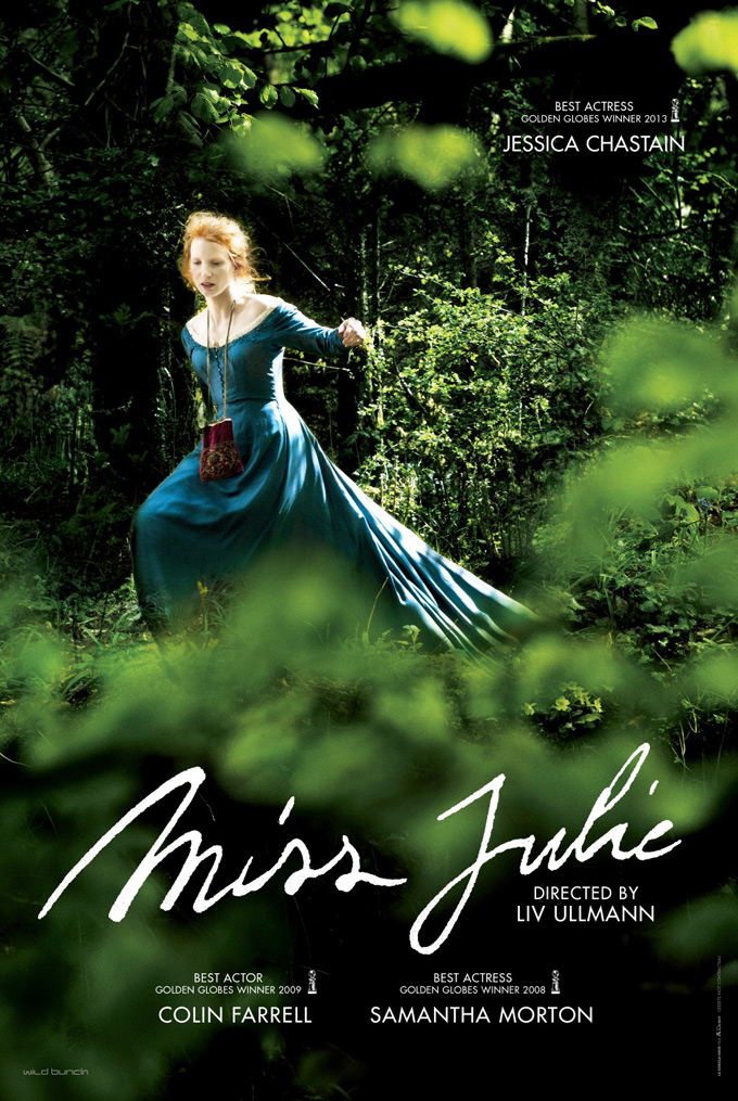 Miss Julie, poster