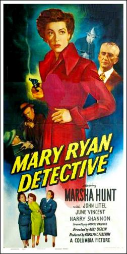 Mary Ryan, Detective-252
