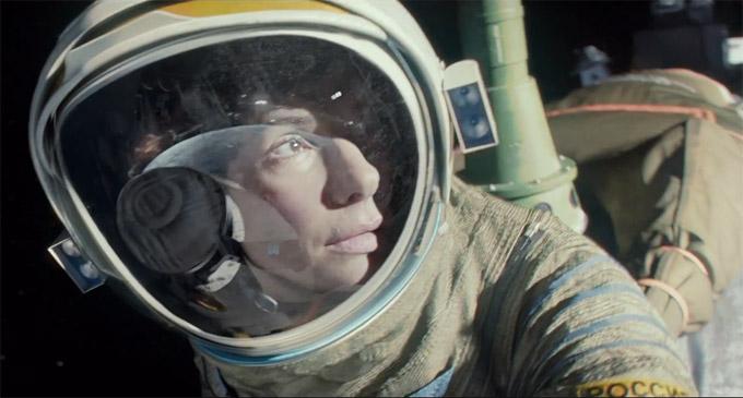 Gravity, Sandra Bullock (skip)