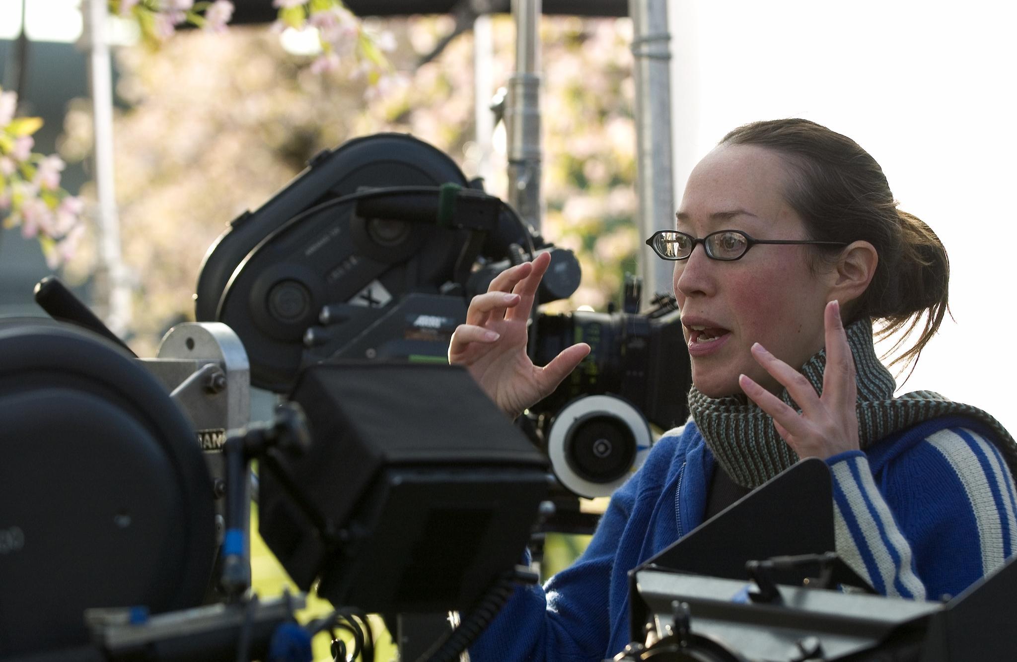 Karyn Kuysama directing a film ( IndieWire.com)