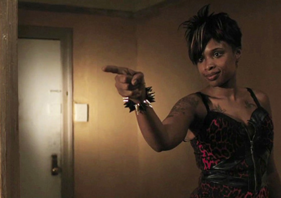Jennifer Hudson on Playing a Heroin Addict in 'Mister & Pete