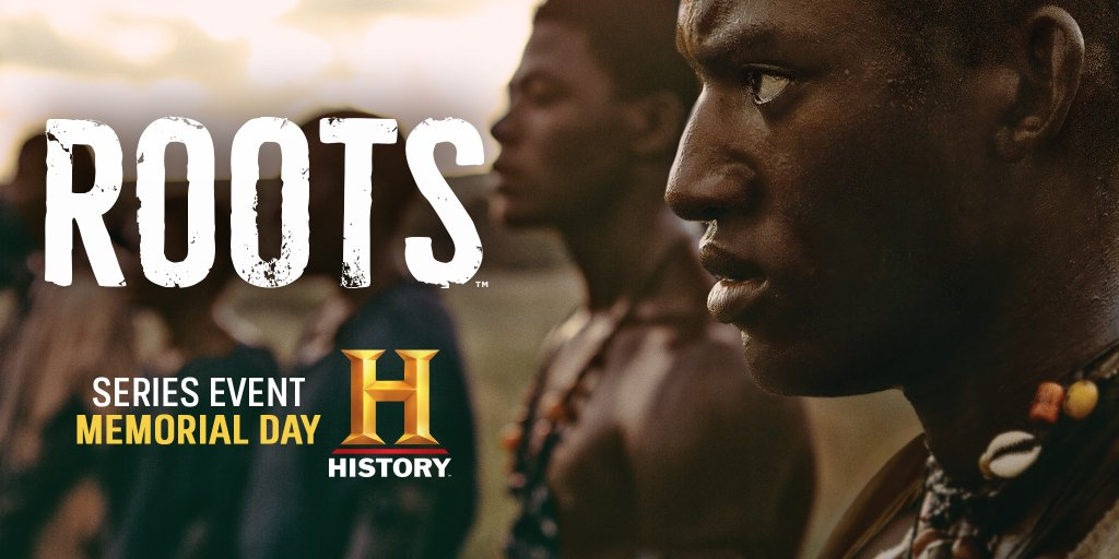 history video the first trailer for the new roots is breathtaking neo griot. Black Bedroom Furniture Sets. Home Design Ideas