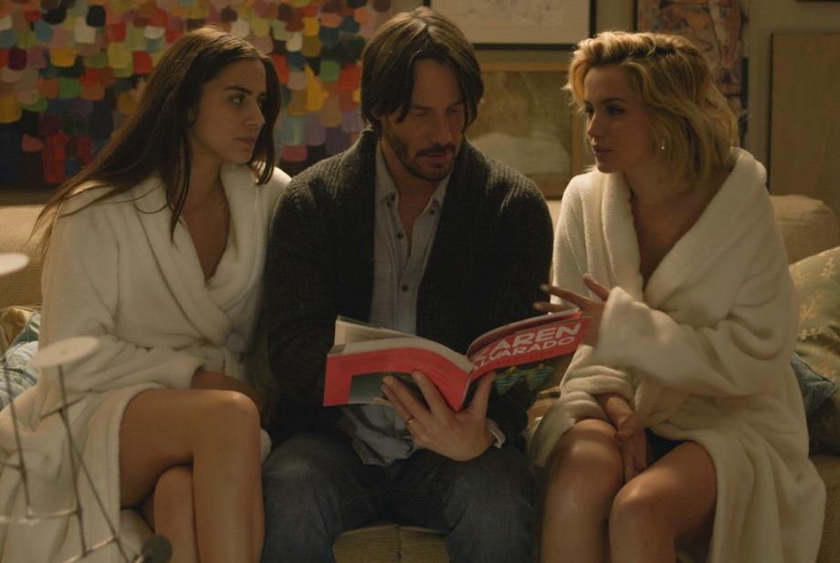 Sundance Review Keanu Reeves Is Frantic Sex Victim In Eli -1006