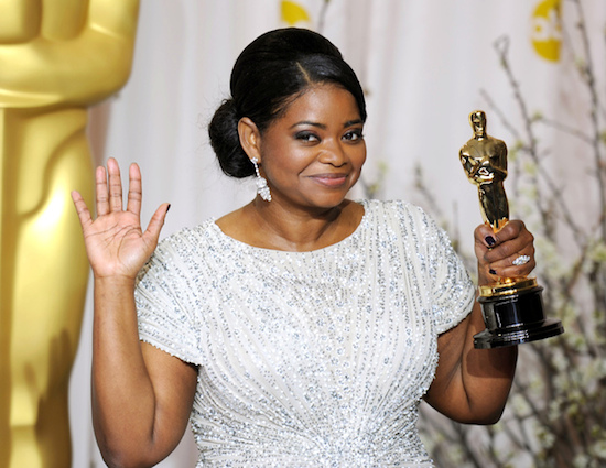 The Academy Got It Wrong: Black Oscar Winners and the ...Octavia Spencer The Help
