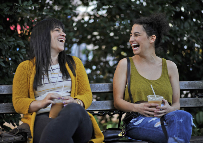 Are the Characters on 'Girls' Even Friends? In Comparison to