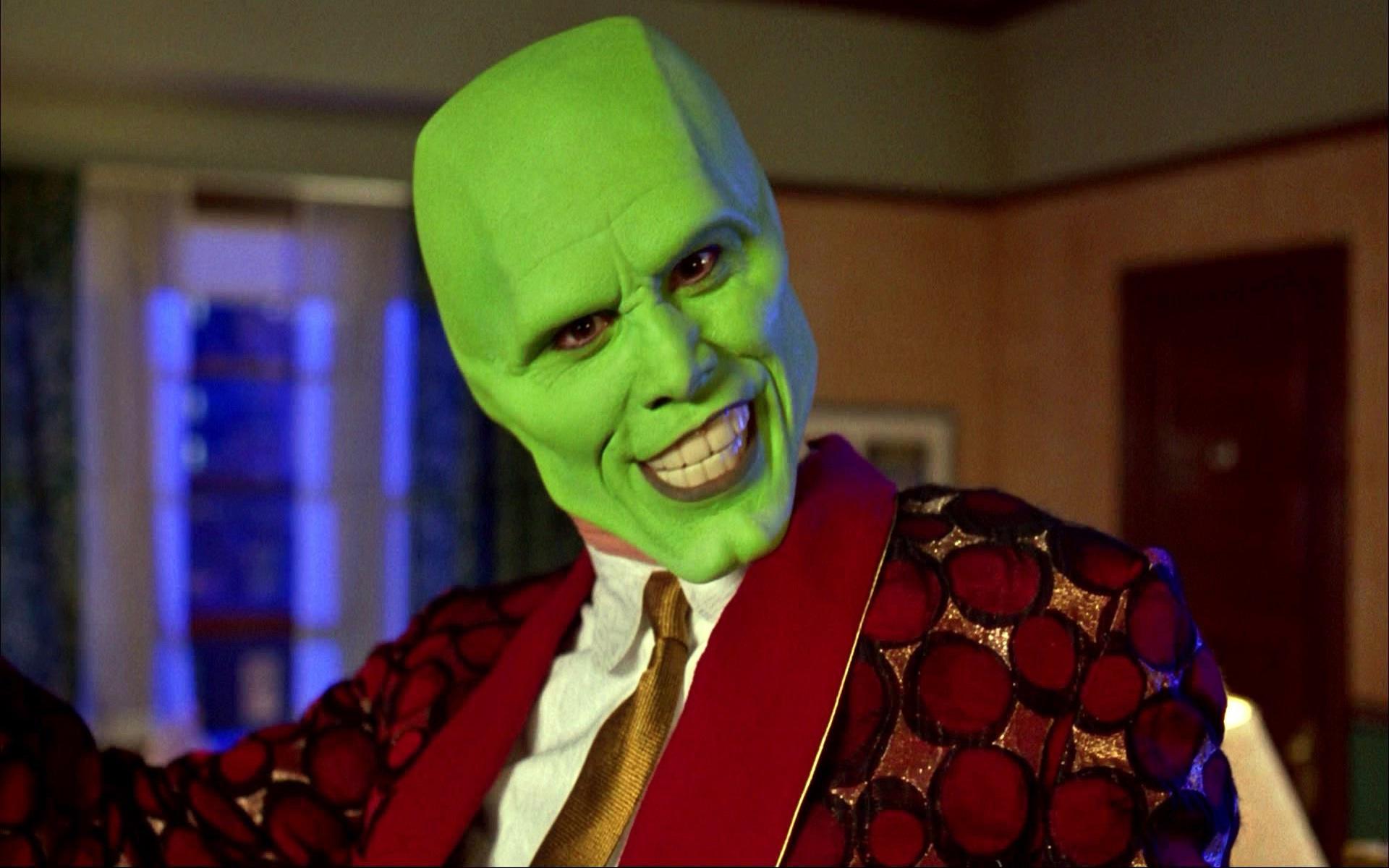 jim carrey faces the mask the mask 1994 imdb