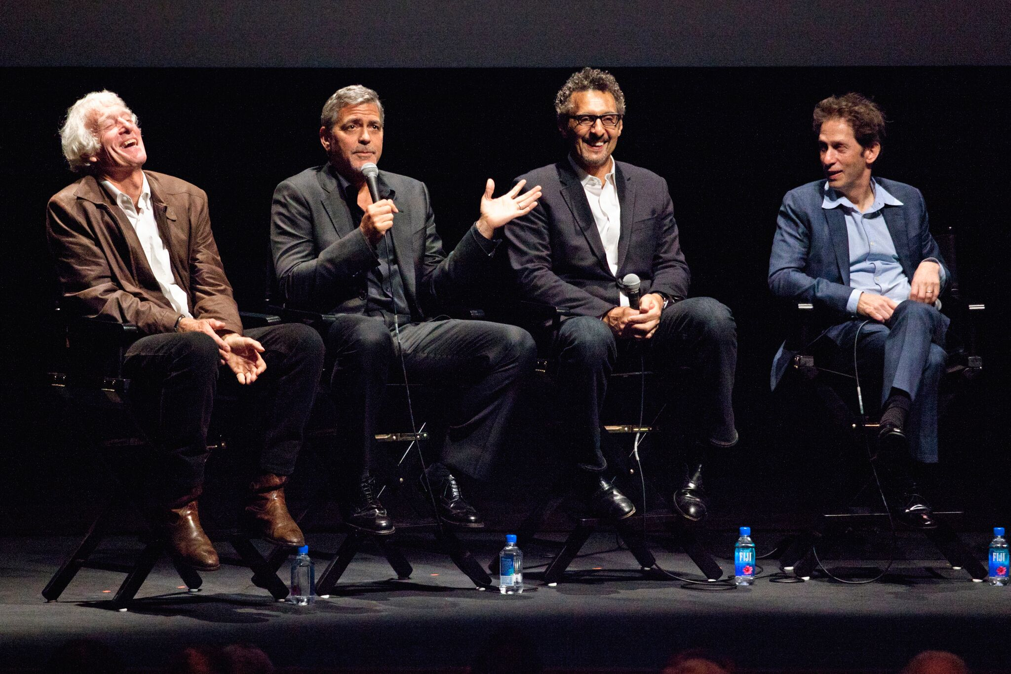 The Coen Brothers and George Clooney Uncover the Magic of 'O