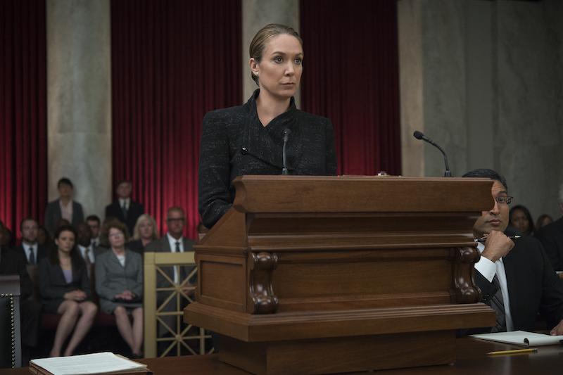Review House Of Cards Season 3 Episode 4 Chapter 30 Grabs
