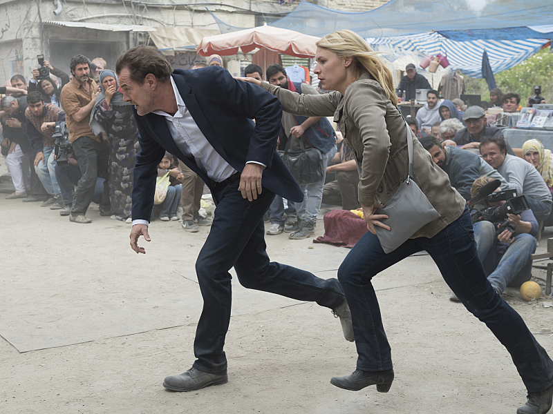 Review: \'Homeland\' Season 5 Delves Into Its Wild, Mysterious Roots ...