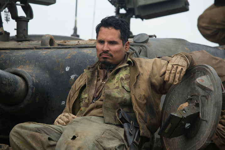 Making 'Fury' with David Ayer Was Like Getting a Root Canal