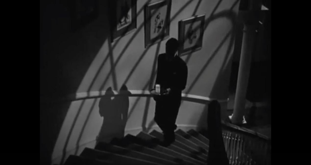 psycho stair scene