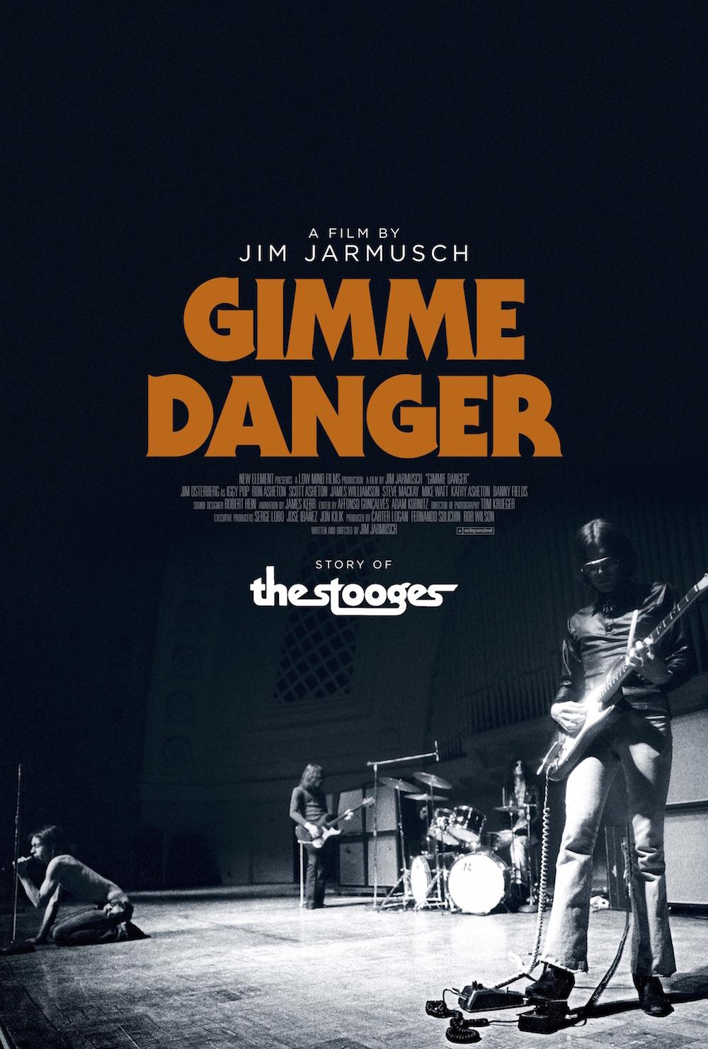 Gimme Danger Trailer