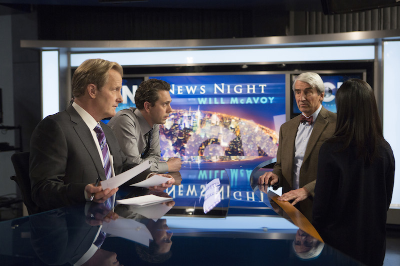 Jeff Daniels on the End of 'The Newsroom': 'It's Really