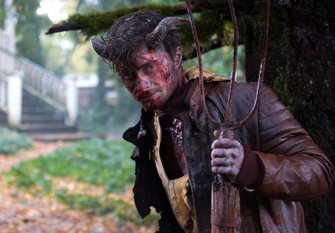 Review: Alexandre Aja's 'Horns' Starring Daniel Radcliffe ...