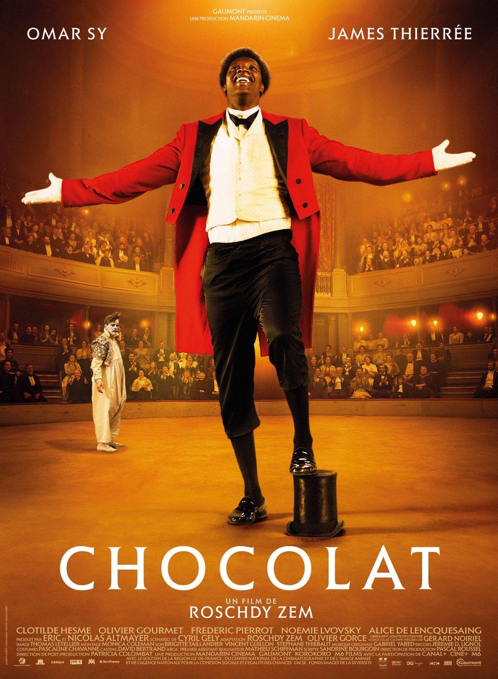 Chocolat Omar Sy