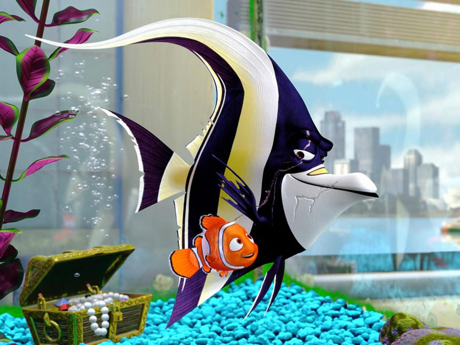 Finding Dory And Many Other Fun
