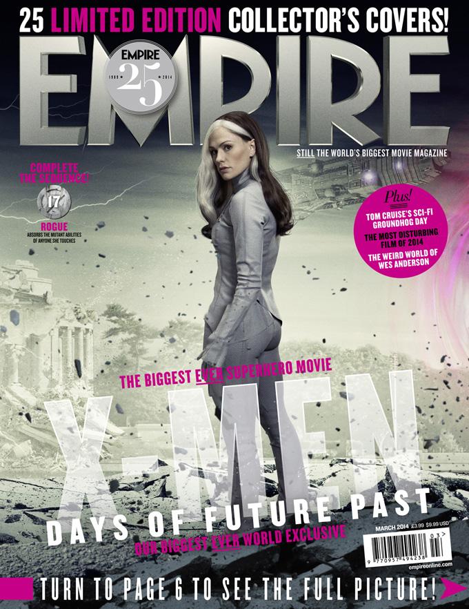 Empire Magazine Reveals The Superabundant 'X-Men: Days Of ... | 680 x 882 jpeg 317kB