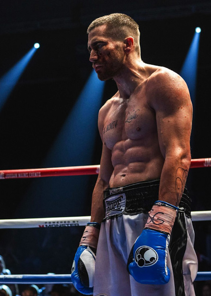 Watch: 2 Clips And New Promos For 'Southpaw' Starring Jake ...