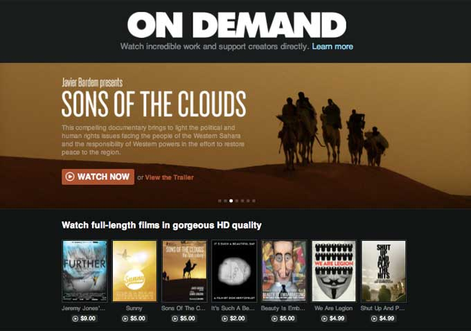 VOD for Everyone? Vimeo's Blake Whitman Tells Us About