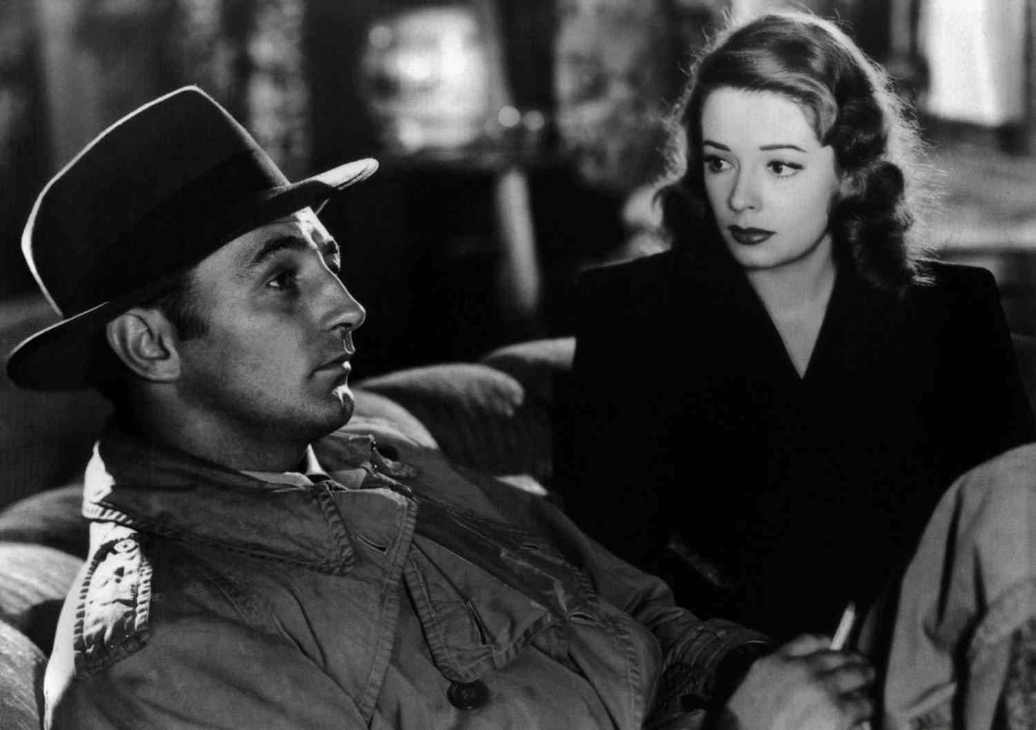 classic romance movies 1940s the 10 most essential robert mitchum indiewire 28041