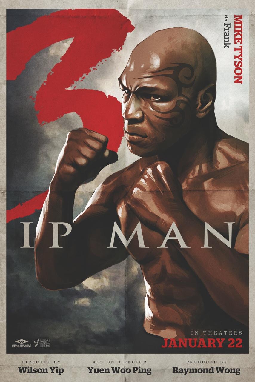 Ip Man 3 Netflix