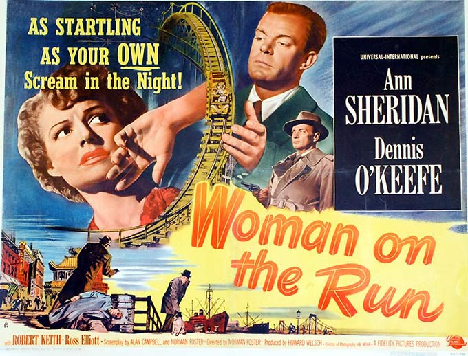 Image result for woman on the run movie