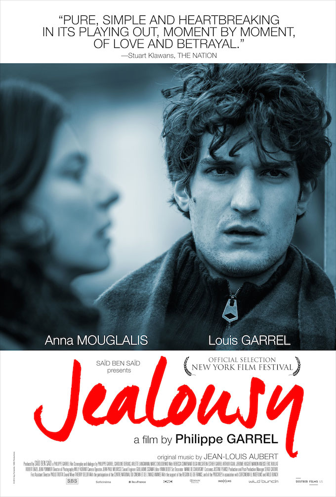 Exclusive: Let Louis Garrel Seduce You in This Poster for