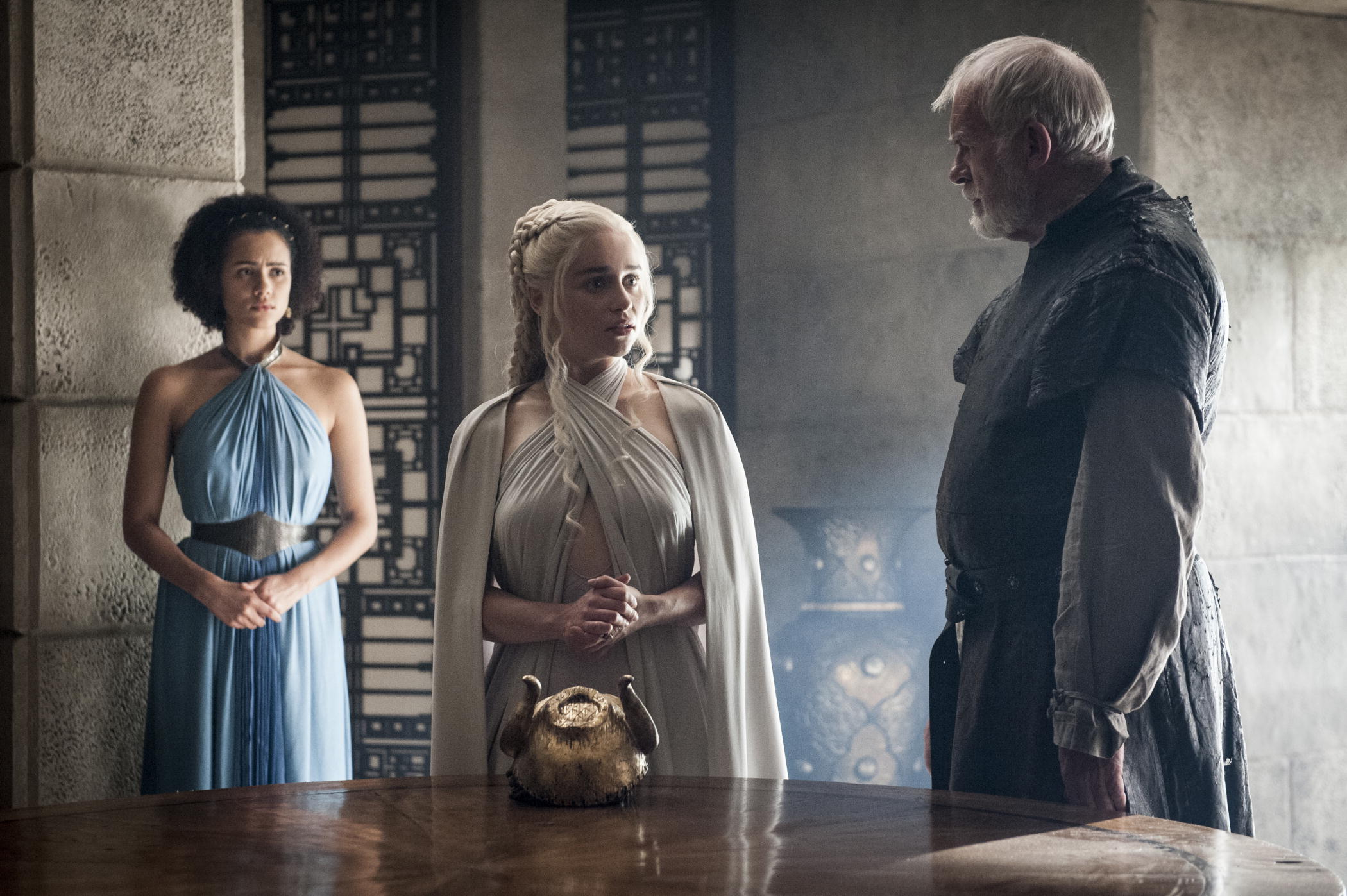 Review: 'Game of Thrones' Season 5 Episode 1, 'The Wars to Come