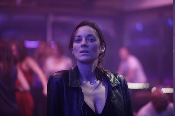 Honor Roll 2012: Marion Cotillard Dances With the Fishes ...