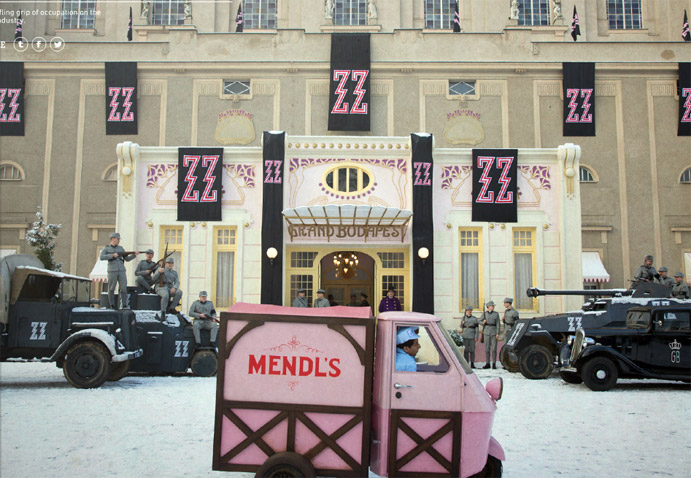 The Grand Budapest Hotel Review A Wes Anderson Action Comedy