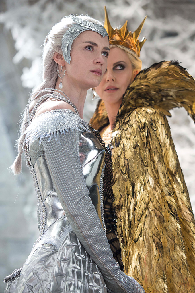 Watch: 4 Clips Of Fairy Tale Fantasy From 'The Huntsman ...