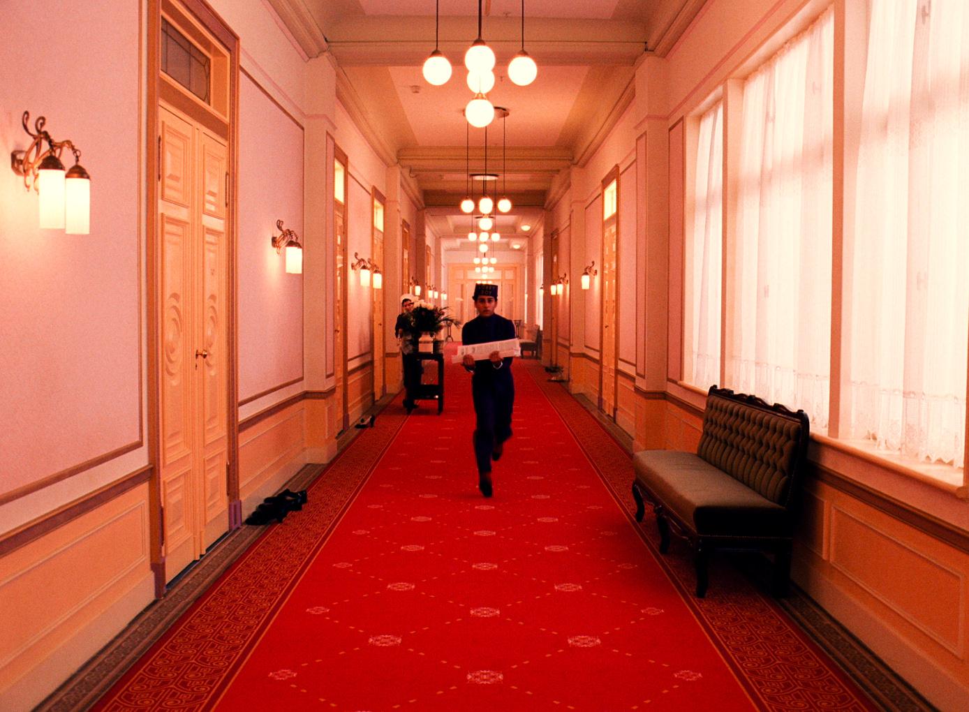 Grand Budapest Hotel Costume Designer