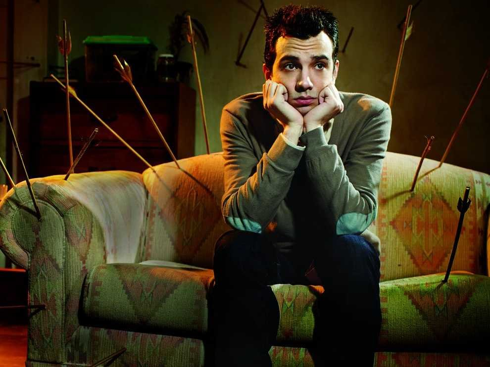Man seeking women watch series