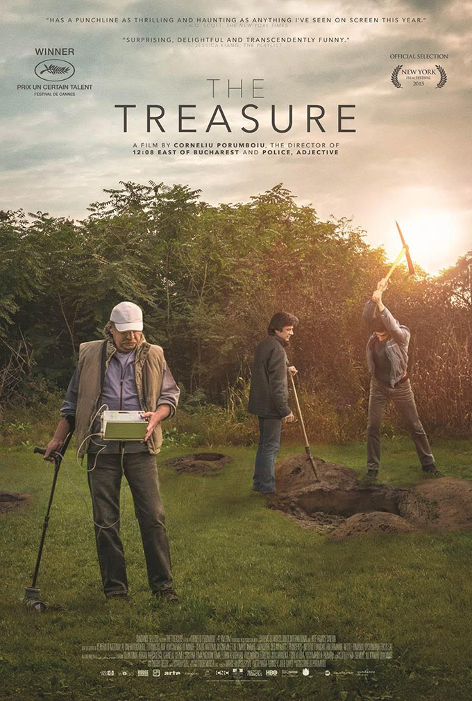 The Treasure – IndieWire
