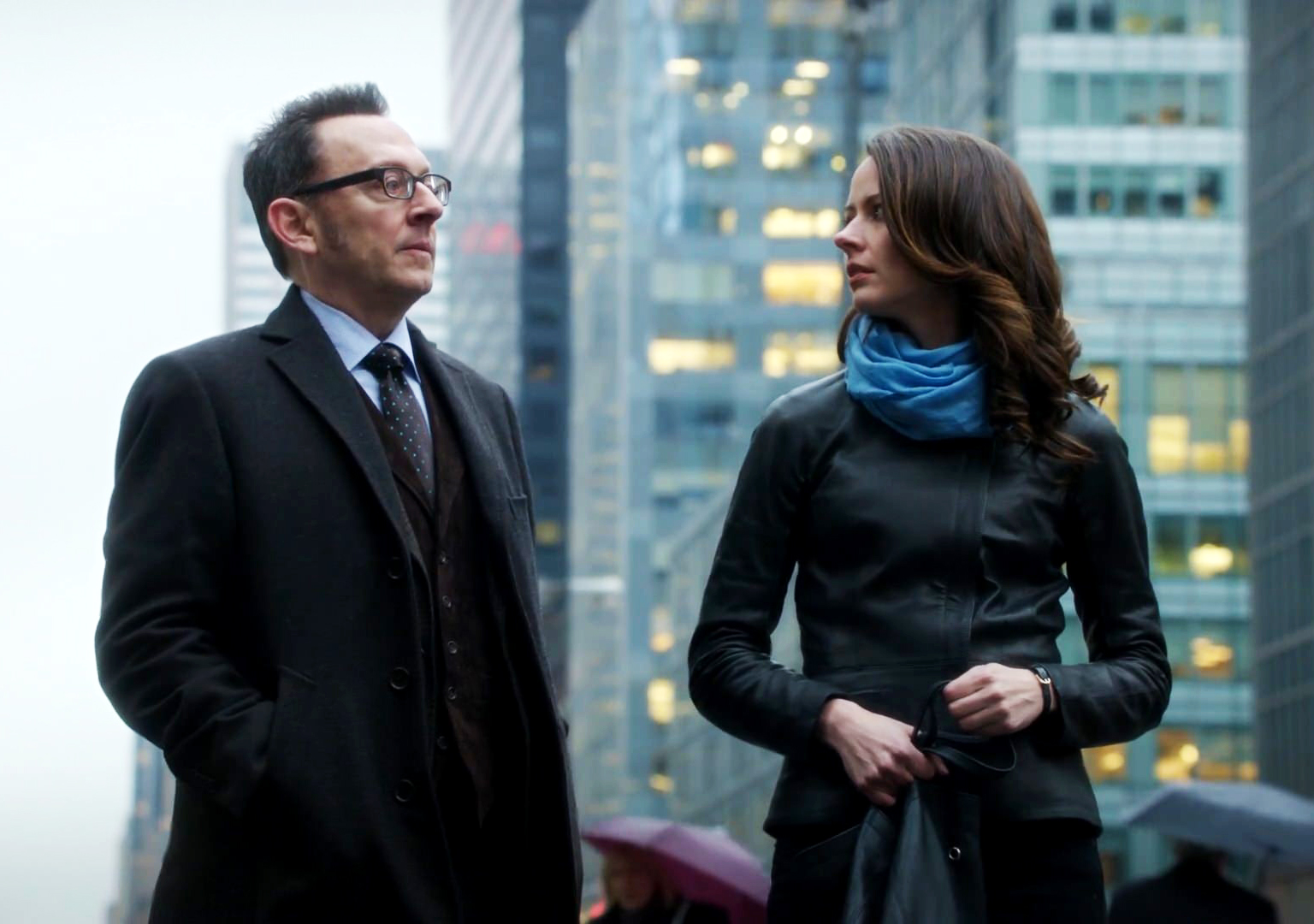 Michael Emerson on \'Person of Interest\' Season 5, Amy Acker and The ...