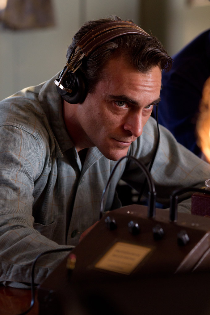 Joaquin Phoenix Thought 'The Master' Was A Comedy; Plus A