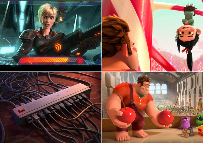 Best Lines From Wreck It Ralph 2: 4 New Images From Disney's 'Wreck-It Ralph' Plus Footage