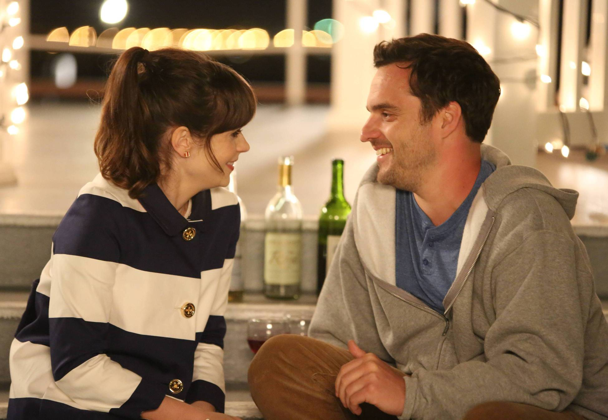 New Girl s best love stories
