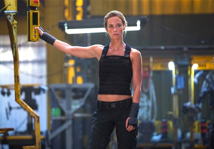 Toronto: Why 'Sicario' Star Emily Blunt Keeps Getting Put On
